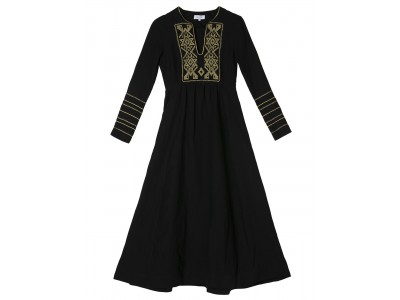 Iro Embroidered Dress Φορέματα