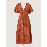 Patterned Dress Φορέματα