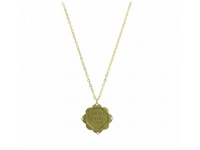 D.A.S. Good Luck Charm Necklace Κοσμήματα