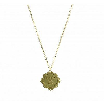 D.A.S. Good Luck Charm Necklace