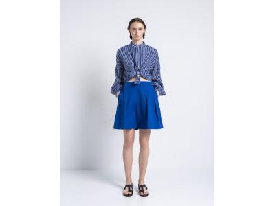 Cycladic Land - Shirt Neptune Blue Πουκάμισα