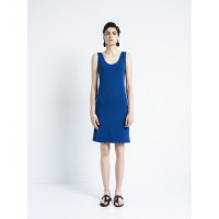Vital Mini Dress Neptune Blue Φορέματα