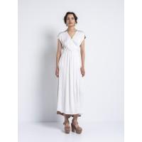 Gentle Fluidity Crossed Dress Φορέματα