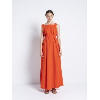 Resort Maxi Dress Toulouse Red Φορέματα