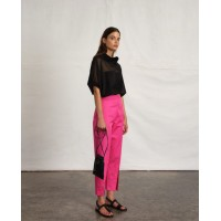 ''Papery Heart'' Straight Pants Παντελόνια/Σορτς