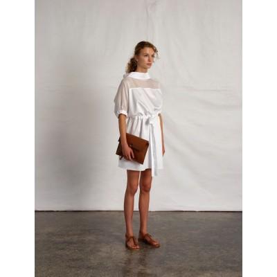 Papery Heart – Mini Dress
