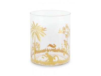 Γυάλινο Ποτήρι Νερού La Majorelle Gold 250ml Υαλικά