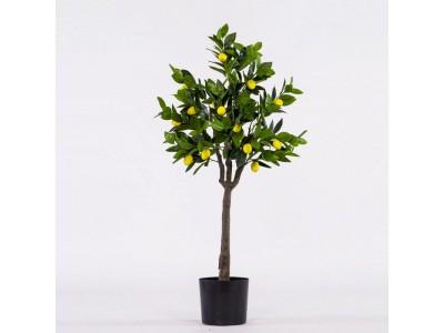 Τεχνητό Δέντρο Λεμονιά H1,20cm Φυτά