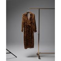 Midi Shirt Dress Leopard Φορέματα