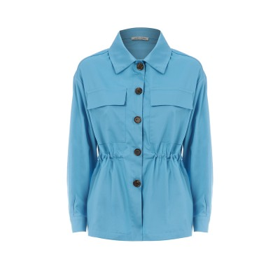 Cargo Jacket Blue