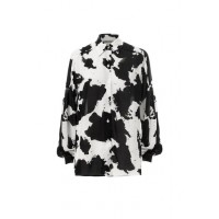 Printed Shirt Cow Πουκάμισα