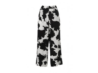 Cropped Printed Pants Παντελόνια/Σορτς