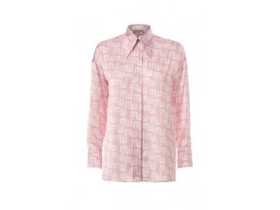 Printed Glossy Shirt Πουκάμισα