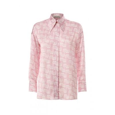 Printed Glossy Shirt