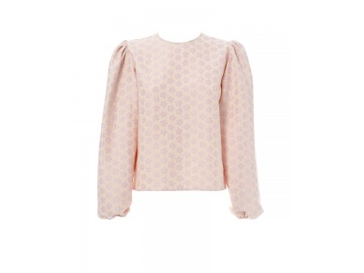Daisy Top Pink And White Floral Τοπ