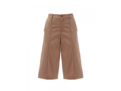 Long Bermuda Shorts Safari Beige Παντελόνια/Σορτς