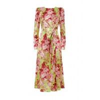 Printed Maxi Dress Φορέματα