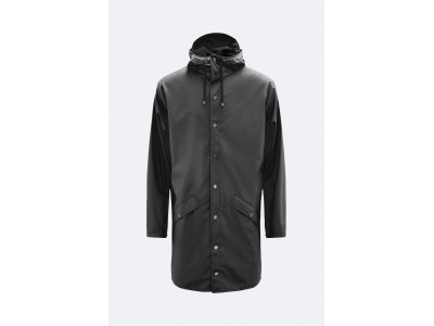 Long Jacket Black Πανωφόρια