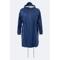 Long W Jacket True Blue Πανωφόρια