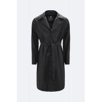 Overcoat Black Πανωφόρια