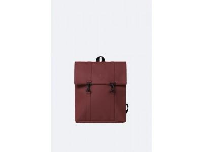 MSN Bag Mini Maroon Τσάντες