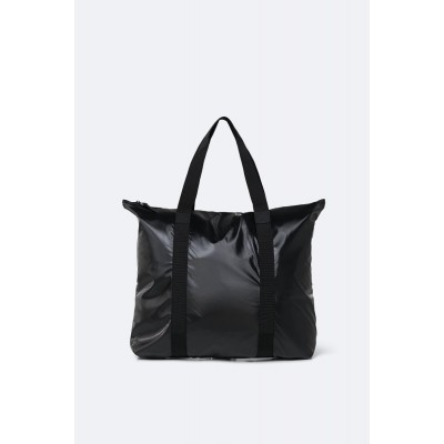 Tote Bag Shinny Black