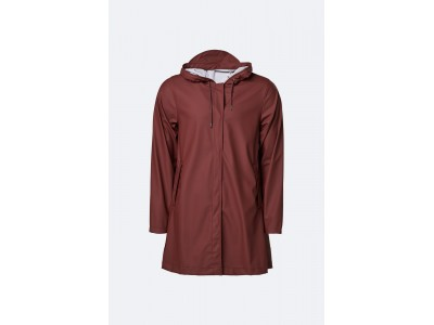 A-Line Jacket Maroon Πανωφόρια