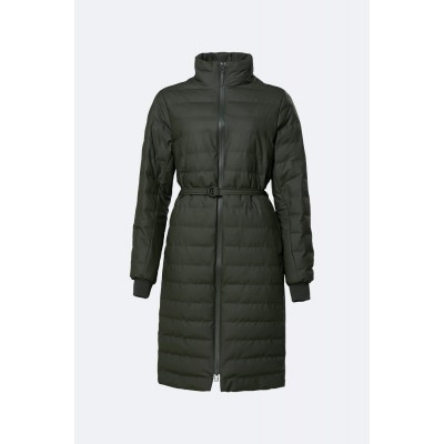 Trekker W Coat Green